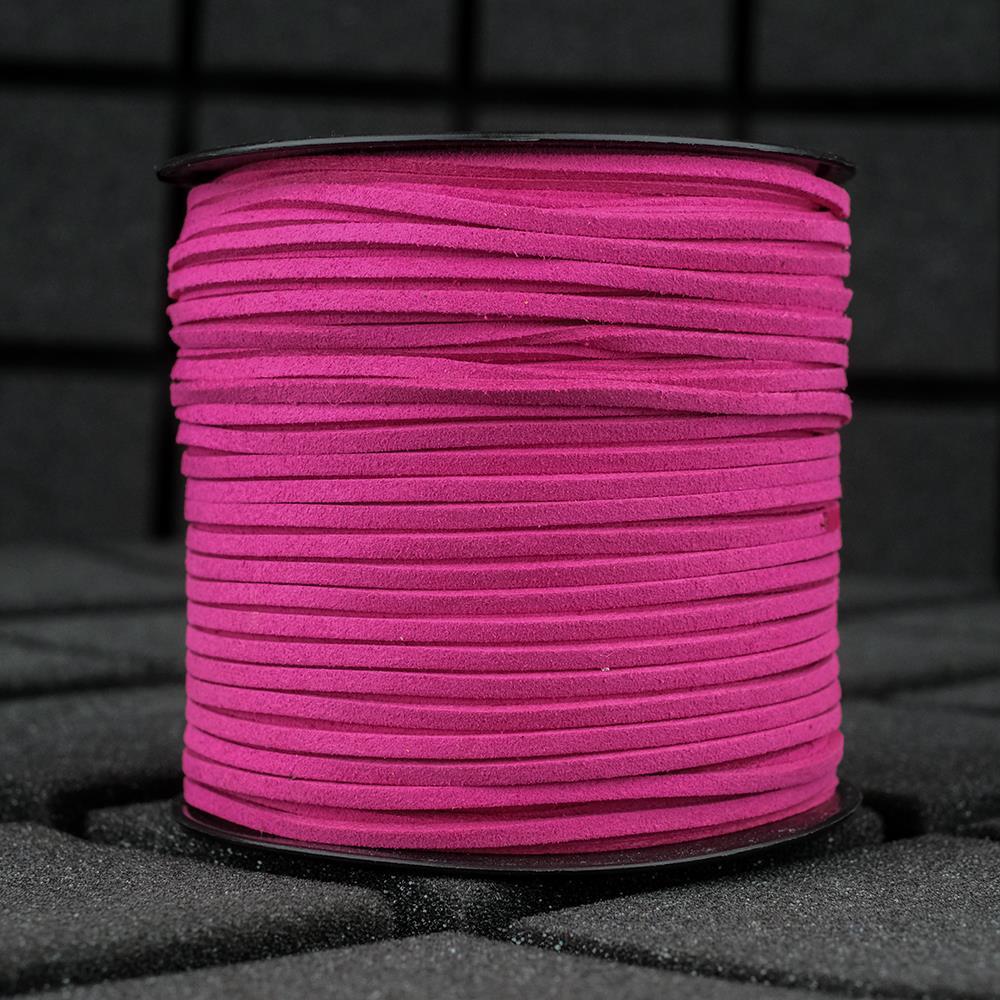 Süet İp Fuji Renk 2mm Genişlik